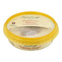 Central Market Gluten Free Traditional Hummus With Sesame Seeds