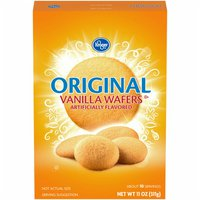 Kroger Original Vanilla Wafers