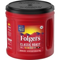 Folgers Classic Medium Roast Ground Coffee - 30.5oz