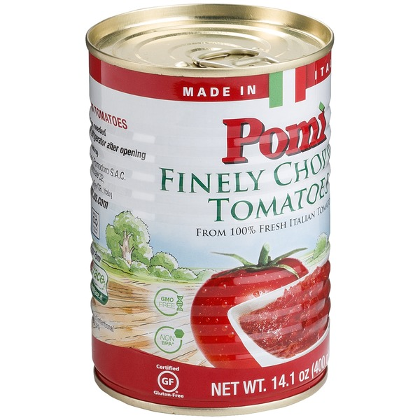 Pomì Finely Chopped Tomatoes