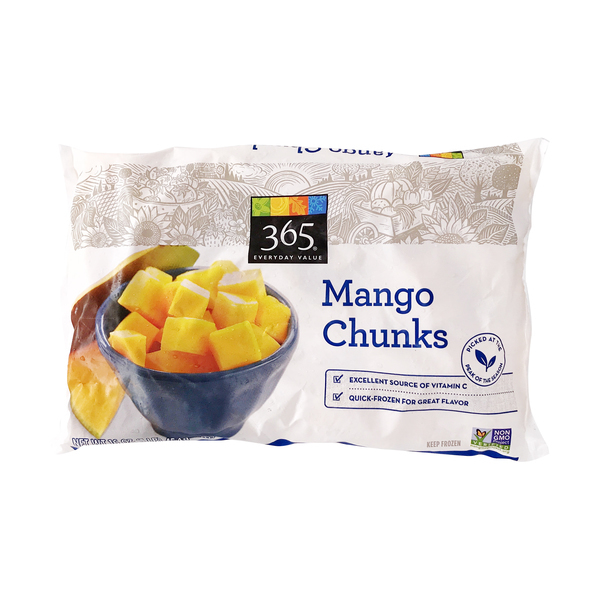 365 everyday value® Mango Chunks, 16 oz