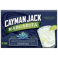 Cayman Jack Margarita 12-pk 12oz. Can
