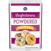 Kroger Powdered Confectioners Sugar