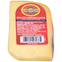 Jarlsberg Semi Soft Part-Skim Cheese