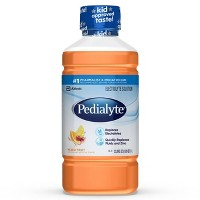 Pedialyte Electrolyte Solution - Mixed Fruit - 33.8 fl oz
