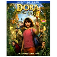 Dora and the Lost City of Gold (Blu-ray + DVD + Digital Copy)