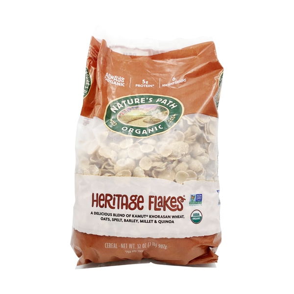 Nature's path organic Heritage Flakes (Eco Pac), 32 oz