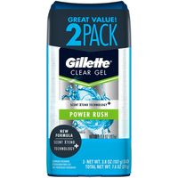 Gillette Clear Gel Power Rush Anti-Perspirant Deodorant