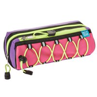 Pen + Gear Pencil Pouch, Pink & Purple