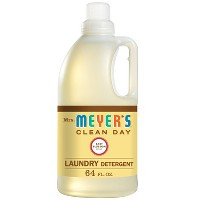 Mrs. Meyer's Baby Blossom Scented Laundry Detergent - 64 fl oz