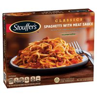 Stouffer's CLASSICS Spaghetti with Meat Sauce