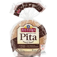 Toufayan Pita, Whole Wheat