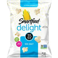 Smartfood Delight Sea Salt Popcorn