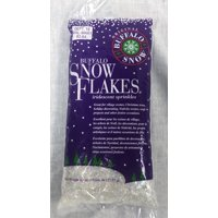 Holiday Time 4.5oz Iridscent Flakes