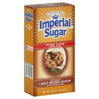 Imperial Sugar, Pure Cane, Light Brown