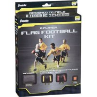 Franklin Sports 8-Player Flag Football Set With Carrying Bag