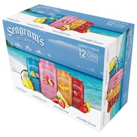 Seagram's Escapes Cocktail Variety Pack, 12 pack, 12 fl oz