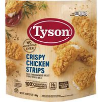 Tyson Crispy Chicken Strips, 48 oz