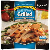 John Soules Foods Grilled Chicken Breast Strips