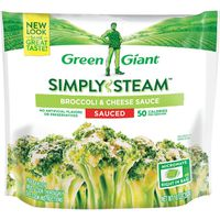Green Giant Sauced Broccoli & Cheese Sauce
