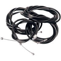 Bell Pit Crew 600 Bicycle Shifter Cable Set, Black