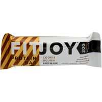 FitJoy Protein Bar, Grain Free, Cookie Dough Brownie