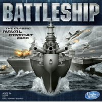 Battleship Classic Board Game Strategy Game Ages 7+, For 2 Players