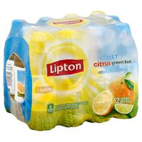 Lipton Diet Green Tea Citrus