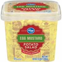 Kroger Egg Mustard Potato Salad