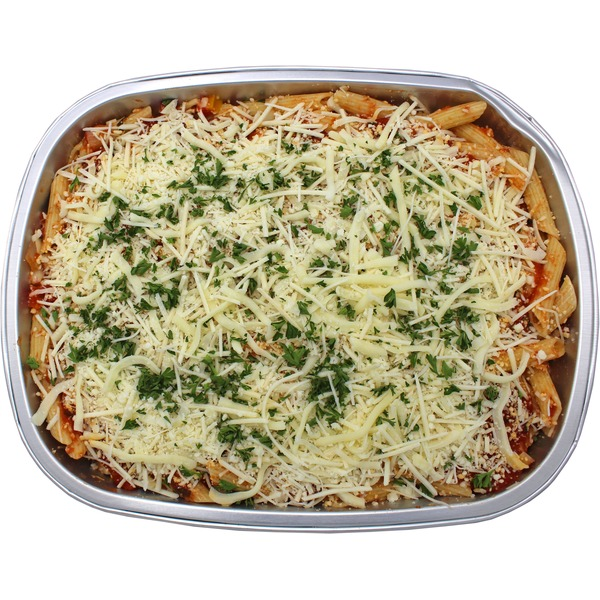 Central Market Four Cheese Baked Ziti Casserole for 4-6