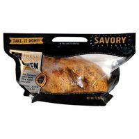 Quality Signature Savory Whole Roasted Chicken