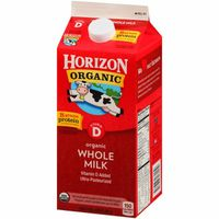 Horizon Organic Organic Milk Whole