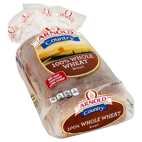 Arnold Country Wheat Bread - 24oz