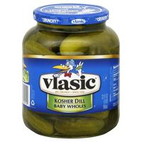 Vlasic Kosher Dill Baby Wholes