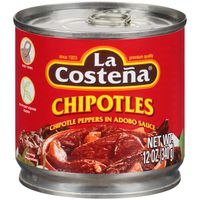 La Costeña Chipotles In Adobo Sauce