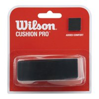 Wilson Sporting Goods Cushion Pro Replacement Racket Grip, Black