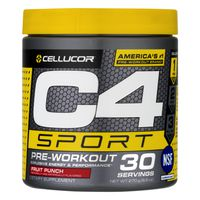 C4 Sport Pre-Workout Fruit Punch