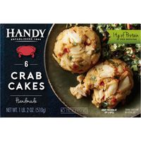Handy Crab Cakes, 1 lb 2 oz