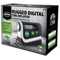 Slime Rugged Digital Tire Inflator Inflate Right - 40047