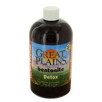 Yerba Prima Detox, Bentonite, Bottle