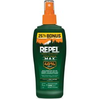 Repel Insect Repellent Sportsmen Max Formula Spray Pump 40% DEET, 7.5-fl oz
