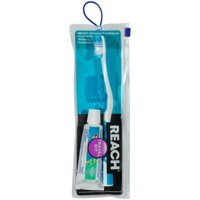 Reach Oral Care Travel Kit, 4 pc