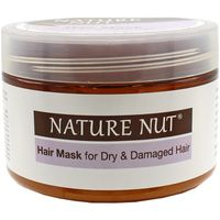 Nature's Nut Hair Mask for Dry Colored & Damaged Hair