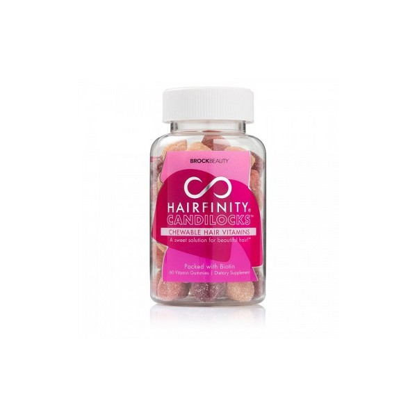 Hairfinity Candilocks Hair Vitamin Gummies - Cherry - 60ct