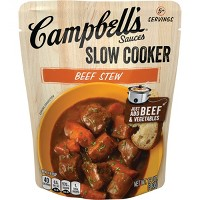 Campbell's Slow Cooker Sauces Beef Stew 12oz