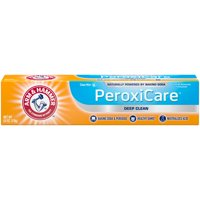 Arm & Hammer PeroxiCare Deep Clean Toothpaste, 6 oz.