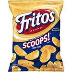 Fritos Scoops! Original Corn Chips, 9.25 Oz.