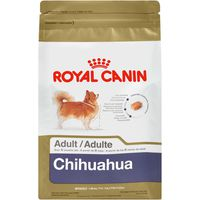 Royal Canin Breed Health Nutrition Chihuahua Adult Dry Dog Food Bag