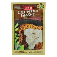 H-E-B Country Gravy Mix