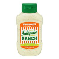 Whataburger Sauce, Signature, Spicy Jalapeno Ranch